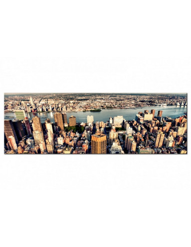 TABLEAU NEW YORK PANORAMIQUE