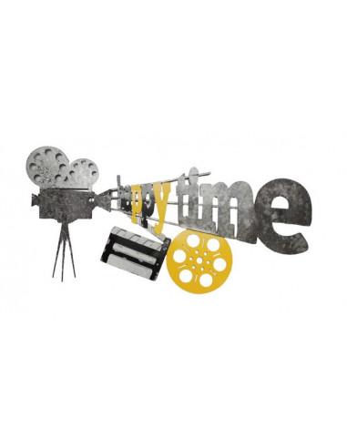 SCULPTURE MURALE PROJECTION film
