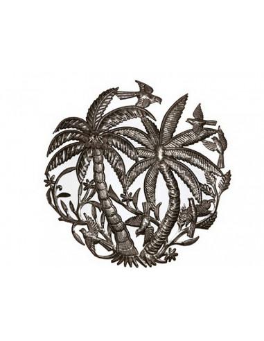 ART MURAL cocotier