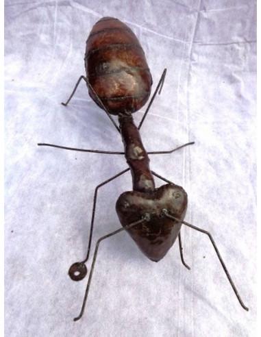 ART MURAL fourmi